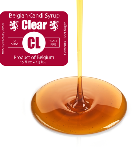 Candi Syrup - Clear