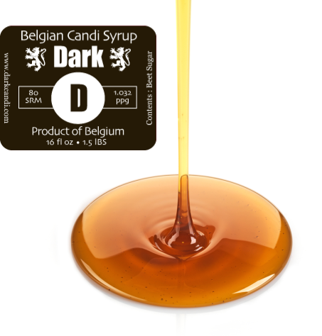 Candi Syrup - Dark