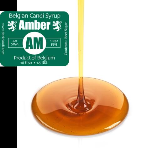 Sirop Candi Belge - Ambré