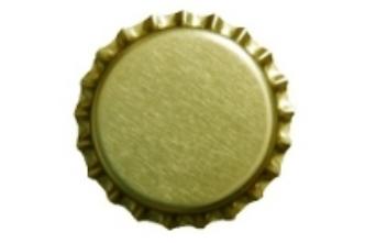 Gold Crown Caps