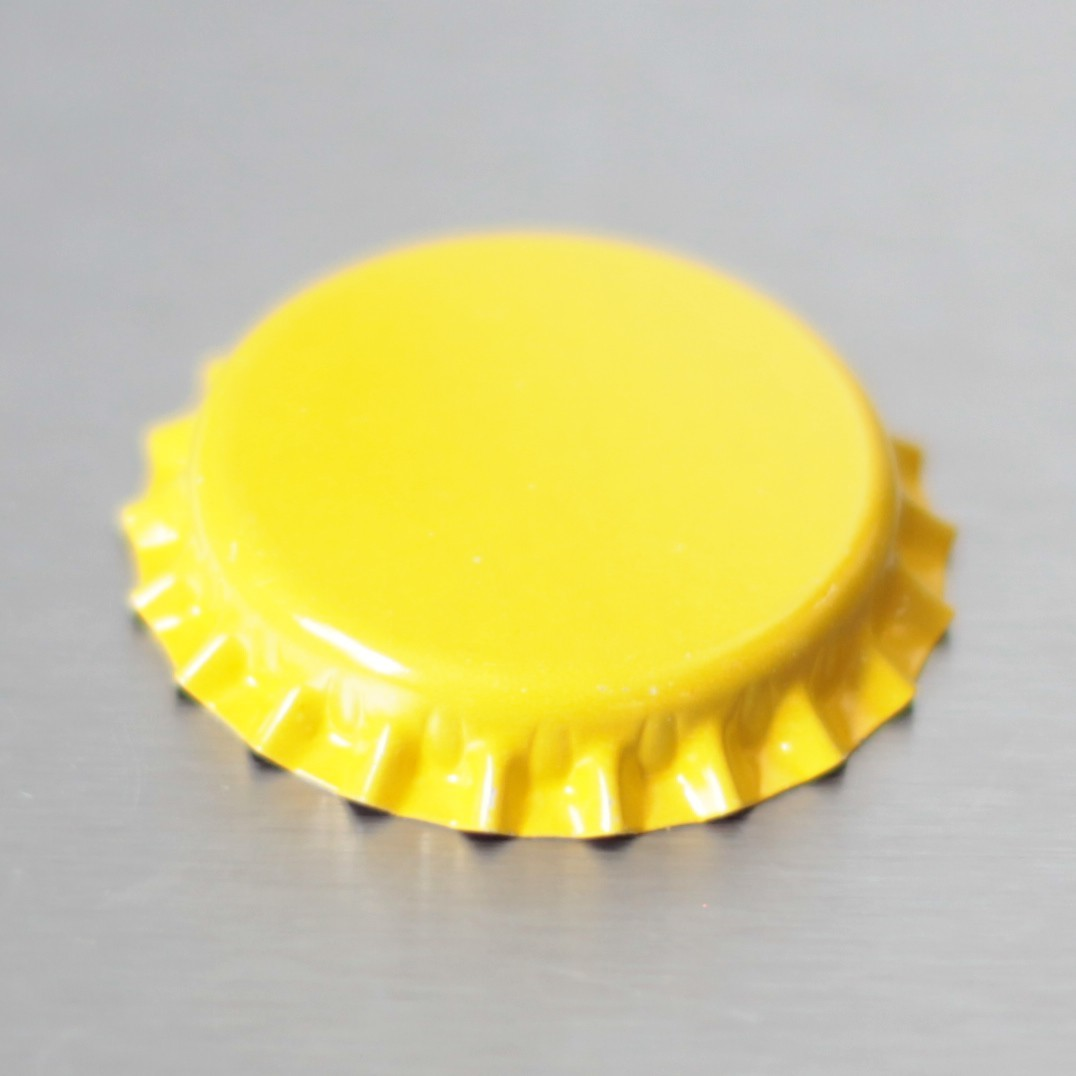 Capsules jaunes