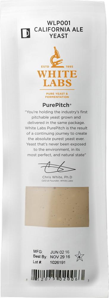 6969 White Labs WLP001 California Ale