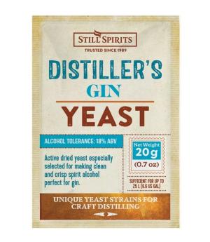 7841 gin distillers yeast
