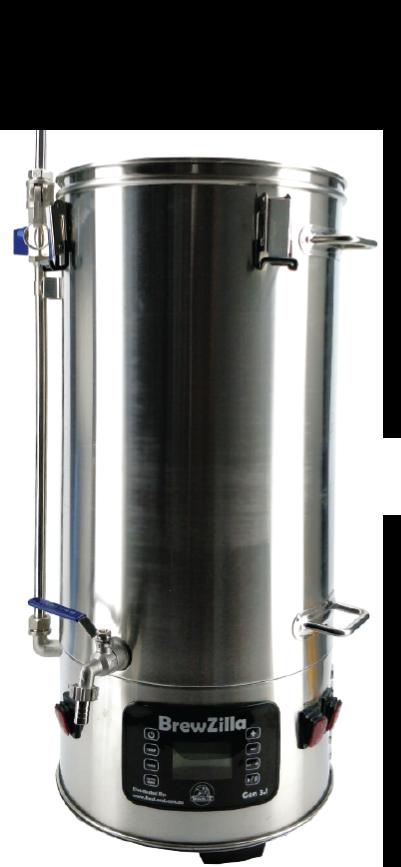 8015 robobrew all grain brewing system