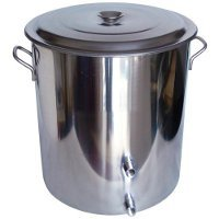 8067 8 gallon kettle w 2 port
