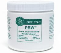 8101 five star pbw cleaner 50 lb