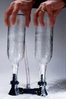 8137 Fermtech Double Blast Bottle Washer