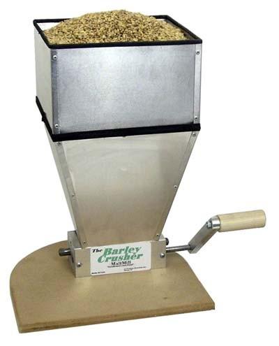 8555 Barley Crusher Grain Mill 15LB Hopper