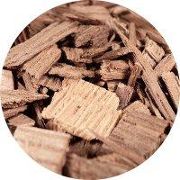 8563 oak chips french oz