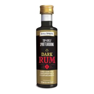 8653 top shelf dark rum 50ml