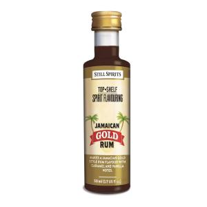 8661 top shelf jamaican gold rum 50ml