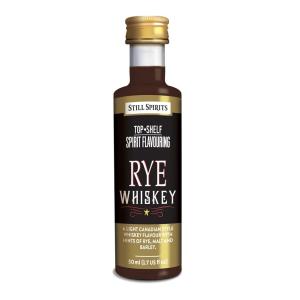 8665 top shelf rye whiskey 50ml