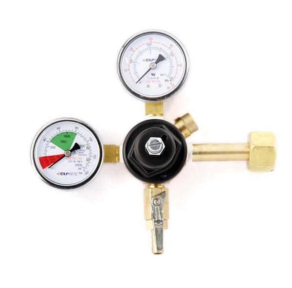 8709 taprite primary co2 pressure regulator