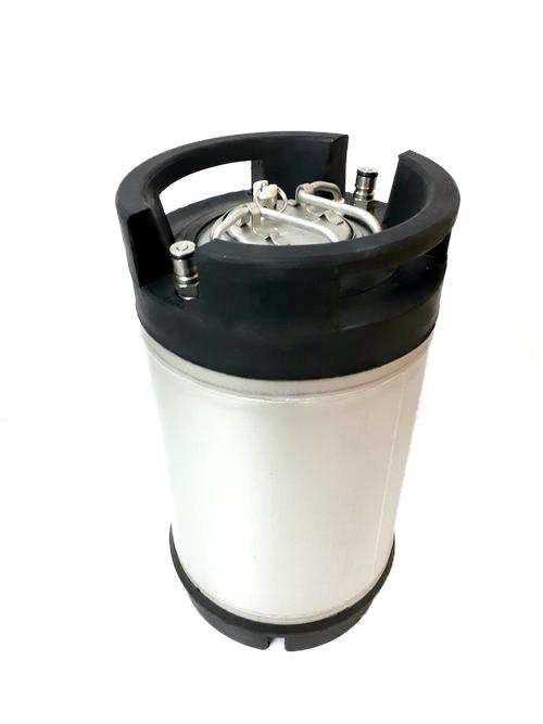 8825 3 gallon ball lock keg new