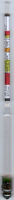 9161 Hydrometer Triple Scale