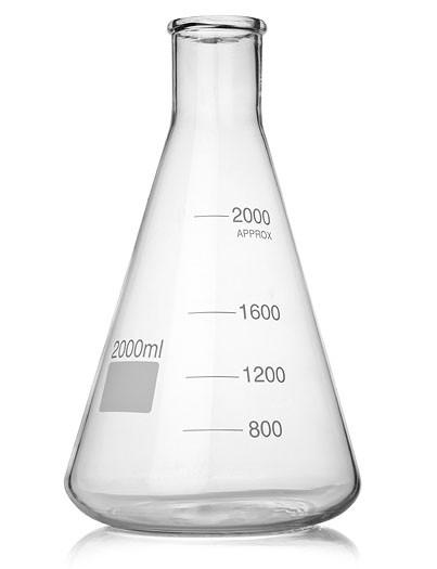 9197 Erlenmeyer Flask 2000ml