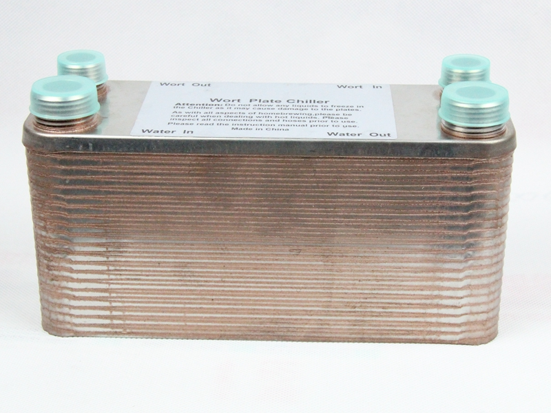 9301 Plate Chiller 41 Plates