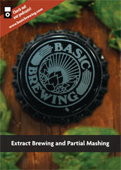 9317 Basic Brewing Extract Brewing and Partial Mashing DVD
