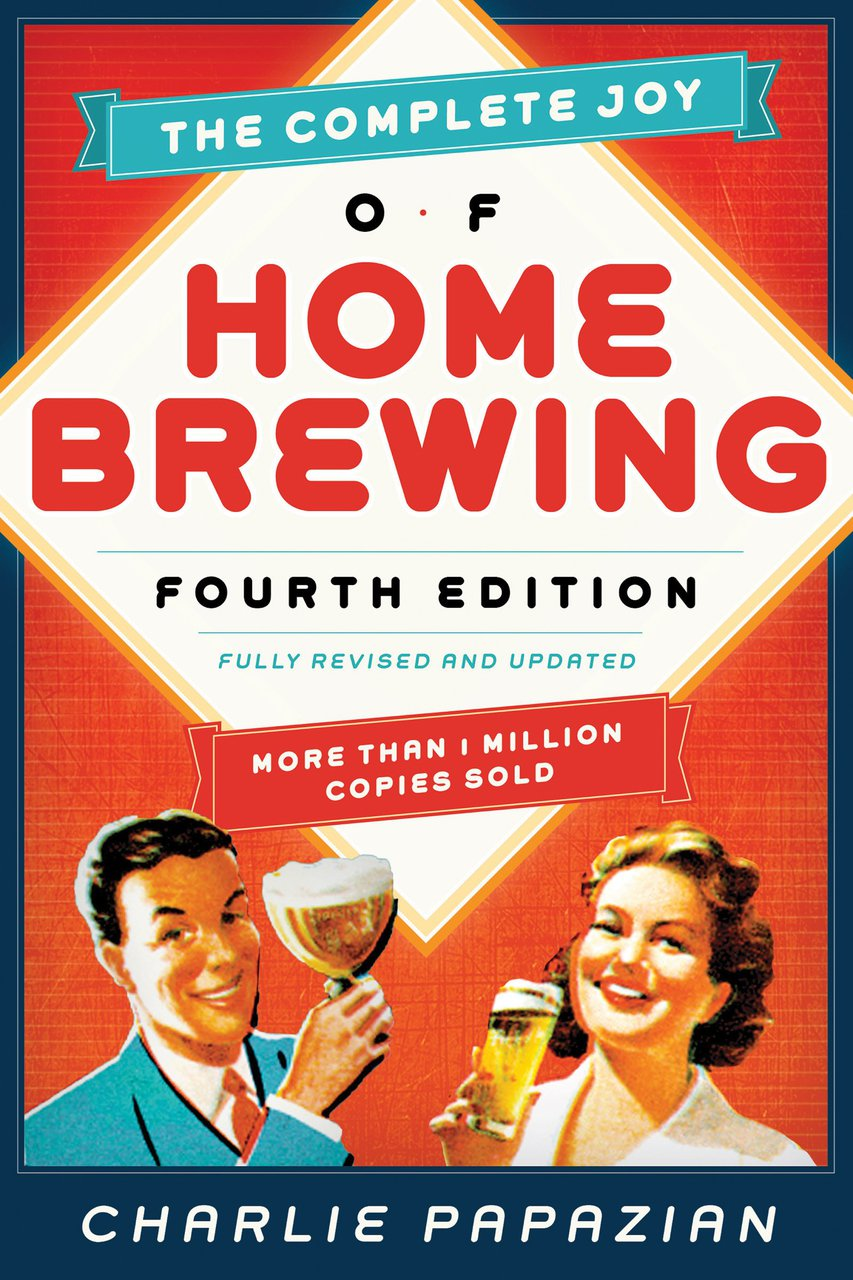 9325 the complete joy of homebrewing 4th edition
