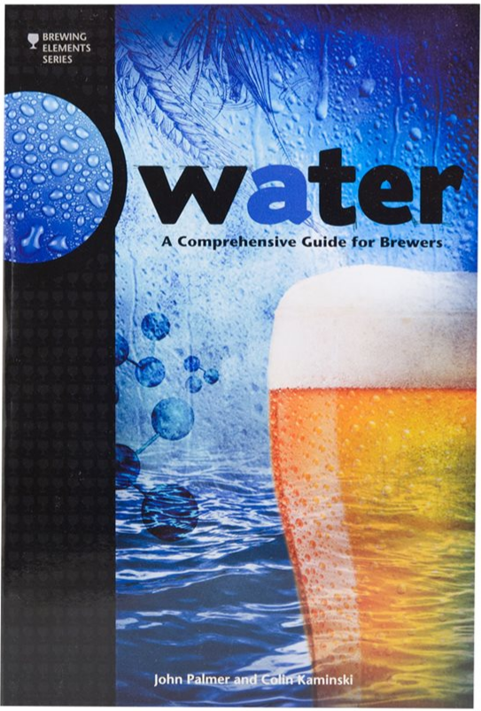 9343 water a comprehensive guide for brewers