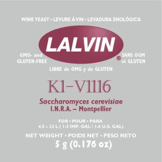 Lalvin KI-V1116