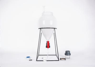 9635 fastferment 3 gallon conical fermenter