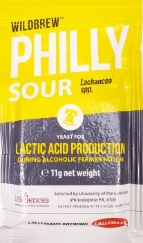 9871 lallemand wildbrew philly sour ale yeast