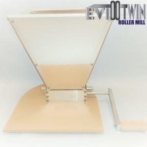 9979 evill twin roller grain mill