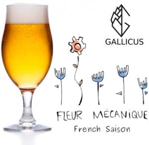 Fleur Mecanique Saison Gallicus Clone