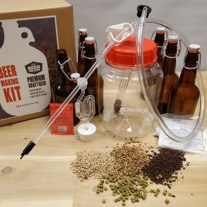 1 Gallon Starter Kit - PET Fermenter