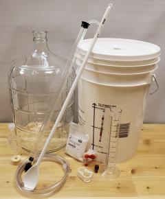 5 - 6 Gallon Glass - Starter Kit