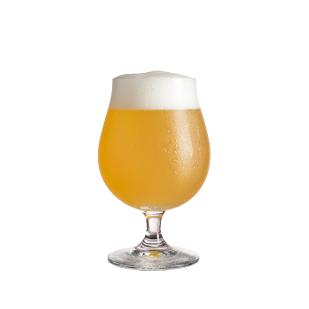 White or NEIPA beer