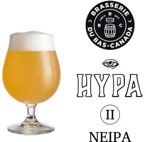 Hypa II NEIPA - Bas Canada