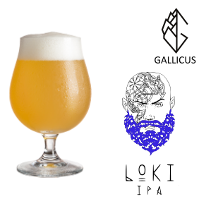 Loki - Barbe Bleue - Gallicus