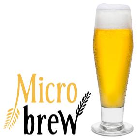 22758 micro brew blonde cascade ale