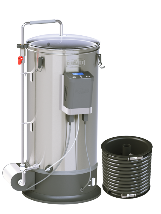 22786 the grainfather connect all grain brewing system