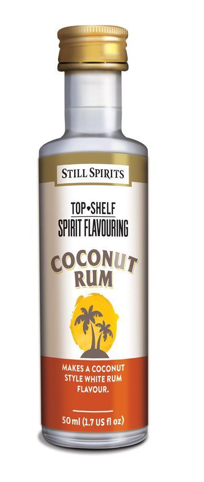 23060 top shelf coconut rum 50ml