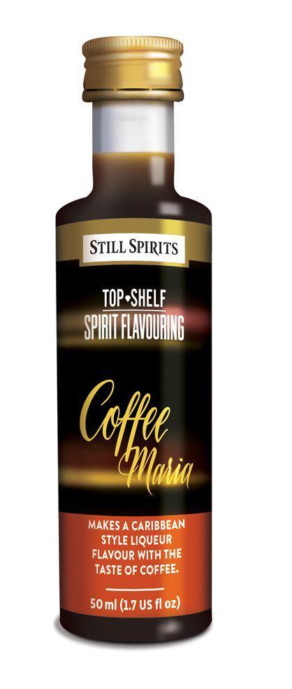 23064 top shelf coffee maria 50ml