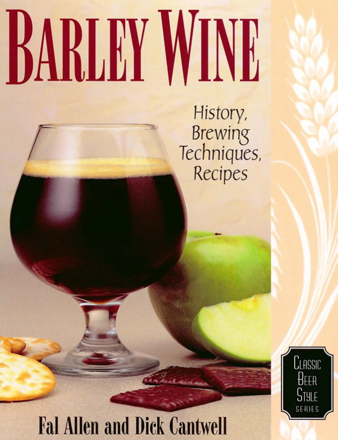 23202 barley wine history brewing techniques recipes