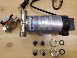 23218 stainless steel magnetic pump