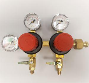 23240 taprite primary co2 double regulator
