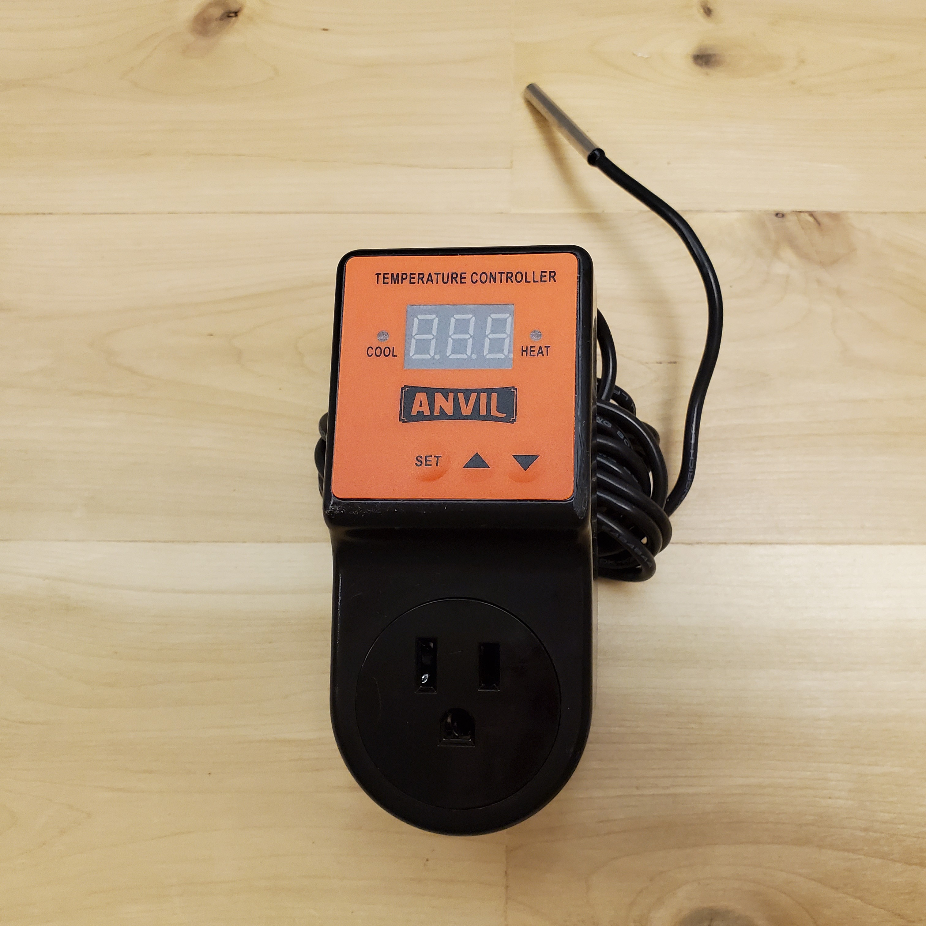 23376 temperature controller anvil