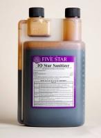 23496 Five Star IO Star Sanitizer 16oz