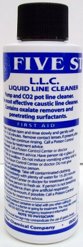 23512 Five Star Liquid Line Cleaner 4oz