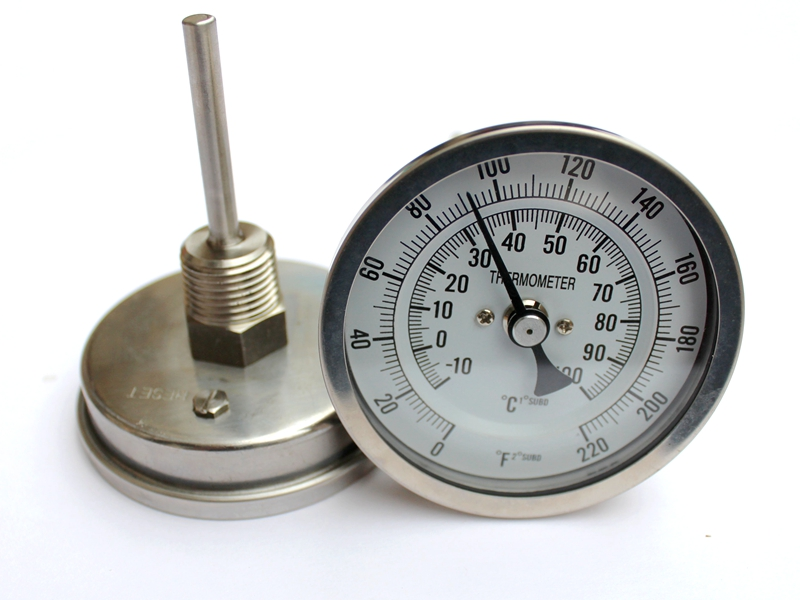 23520 brew kettle thermometer 2 probe